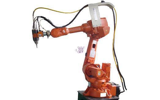لیزر برش فلزات فایبر سری رباتیک ۳D